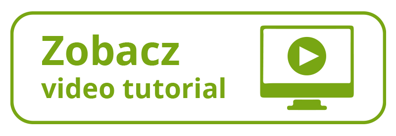 Zobacz video tutorial